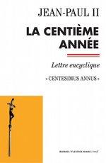 Vente Livre Numérique : La centième année  - Jean paul ii
