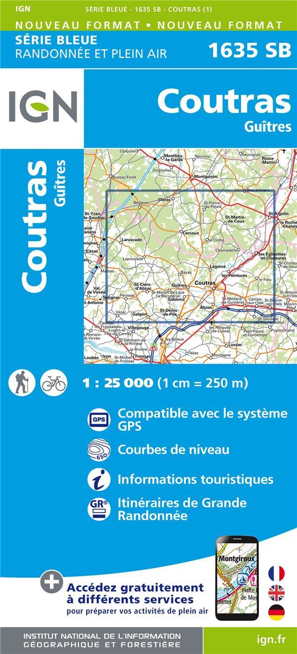 1635SB ; Coutras, Guitres