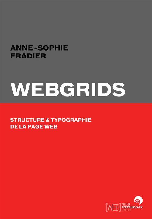 Webgrids -Structure et typographie de la page Web