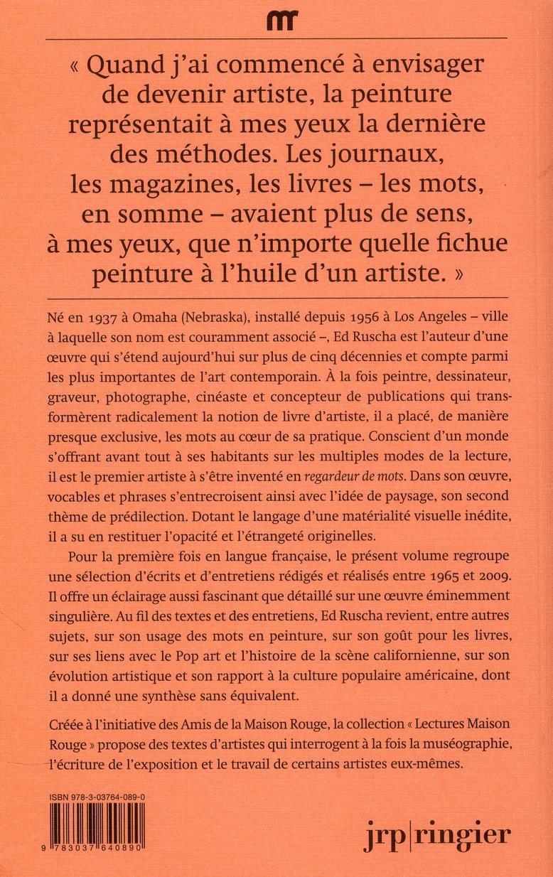 huit textes vingt-trois entretiens ; 1965-2009