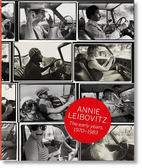 WENNER, JANN S.  - LES ARCHIVES DE LEIBOVITZ V.1
