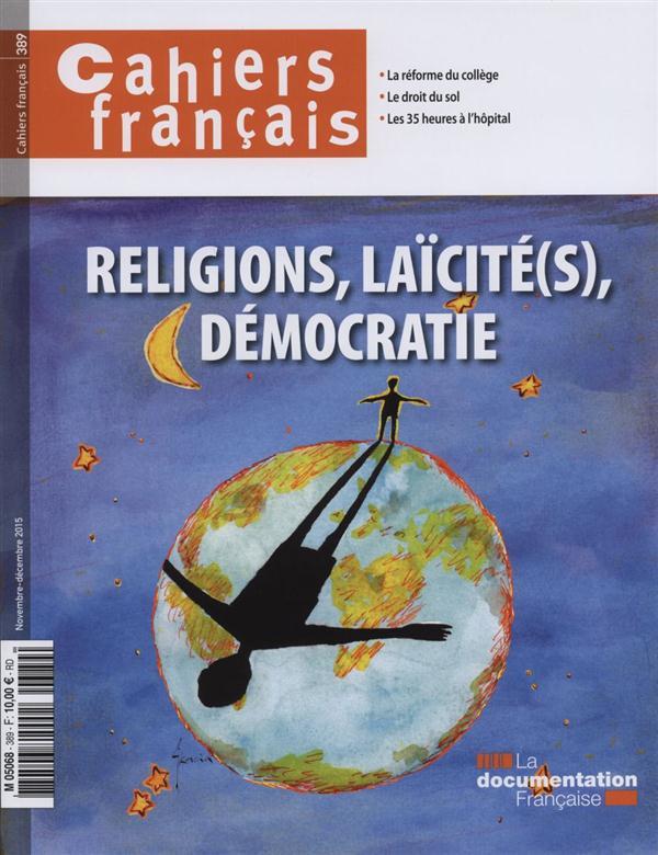 Religions, laïcité(s), démocratie