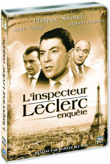 Inspecteur Leclerc, vol. 1