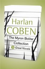 Vente Livre Numérique : Harlan Coben - The Myron Bolitar Collection (ebook)  - Harlan COBEN