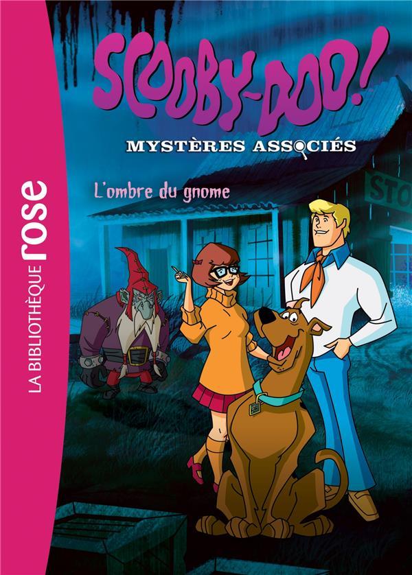 Scooby-Doo t.3 ; l'ombre du gnome