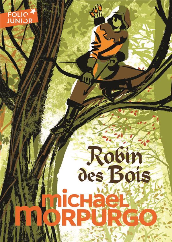 MORPURGO, MICHAEL  - ROBIN DES BOIS