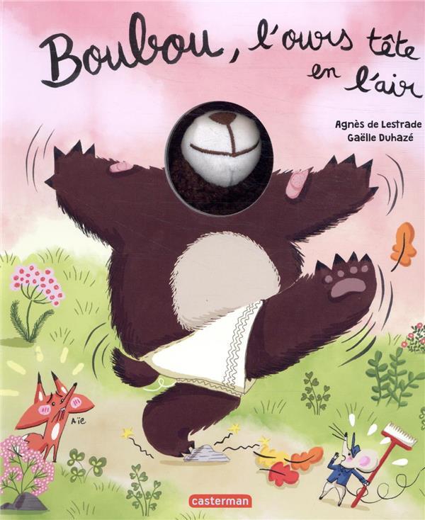 Boubou, l'ours tête en l'air