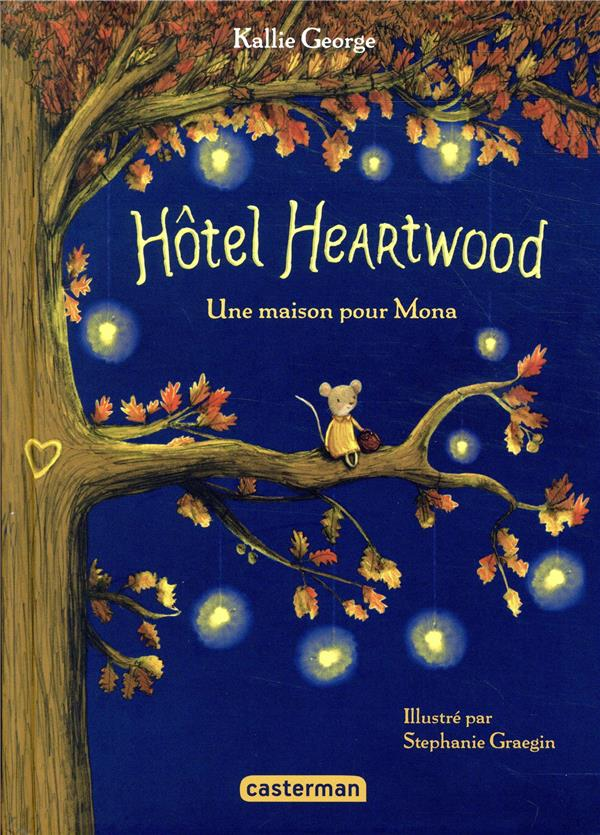 HOTEL HEARTWOOD - T01 - UNE MAISON POUR MONA