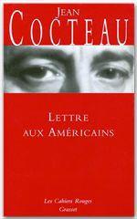 Vente Livre Numérique : Lettre aux américains  - Jean Cocteau