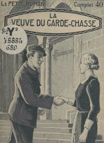 La veuve du garde-chasse  - Louis Bonzom