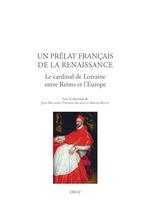 Vente EBooks : Un prélat français de la Renaissance  - Jean Balsamo - Restif Bruno - Thomas Nicklas