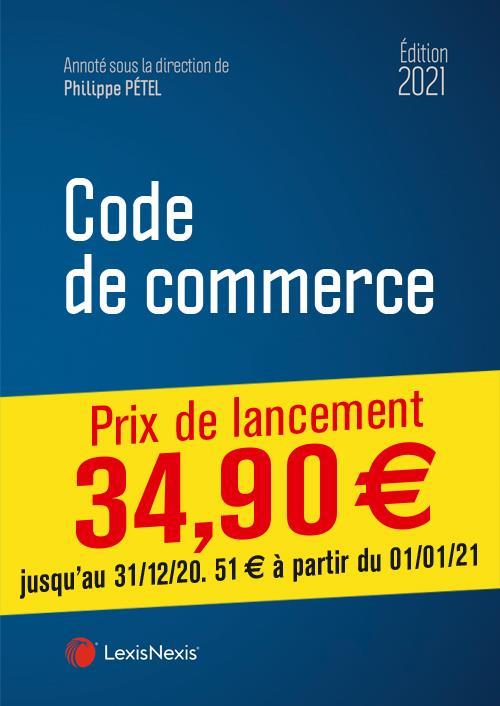 Code de commerce (édition 2021)