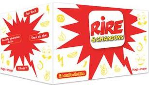 Game box rire & chansons