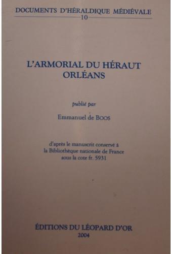 L'armorial du Héraut Orléans
