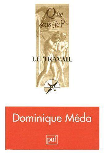 Le travail (2eme edition)