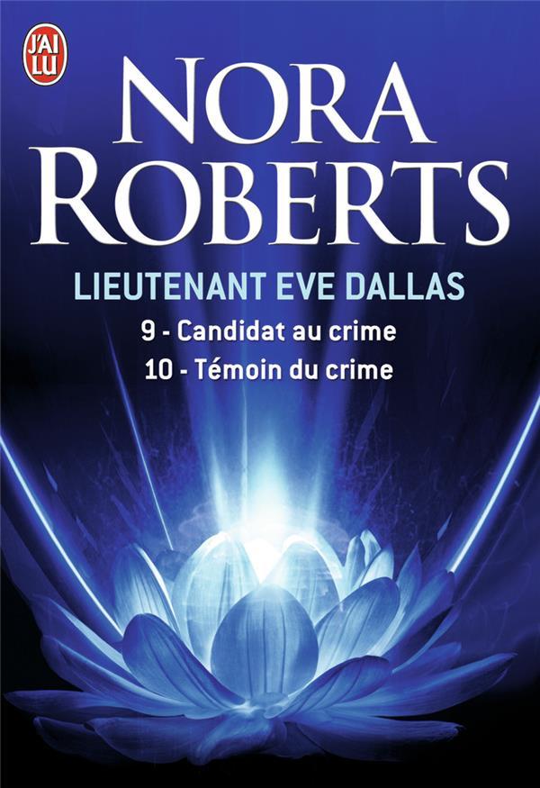 Lieutenant Eve Dallas ; INTEGRALE VOL.5 ; T.9 ET T.10