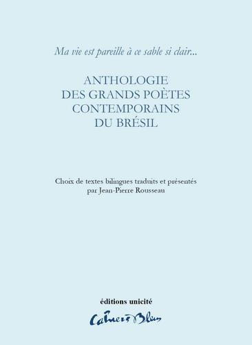 Anthologie des grands poètes contemporains du Brésil
