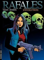 Rafales - Tome 2 - Evolution (L')  - Stephen Desberg - Francis Valles