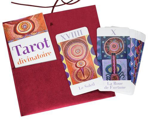Tarot divinatoire ; coffret