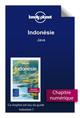 Indonésie - Java  - Lonely Planet Eng