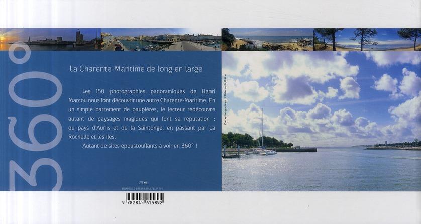 La Charente-Maritime de long en large 360°