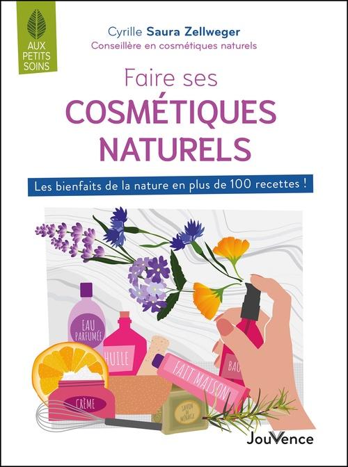 Faire ses cosmétiques naturels, c'est facile !
