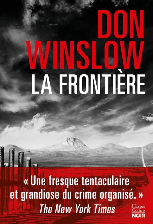 Vente E-Book :                                    La frontière - Don Winslow