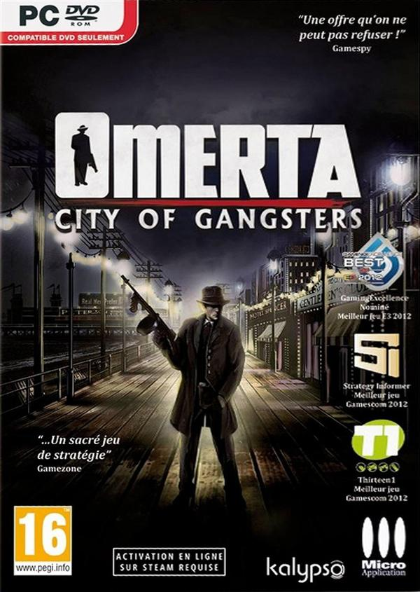 omerta city of ganster