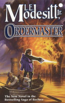 THE SAGA OF RECLUCE - TOME 13: ORDERMASTER