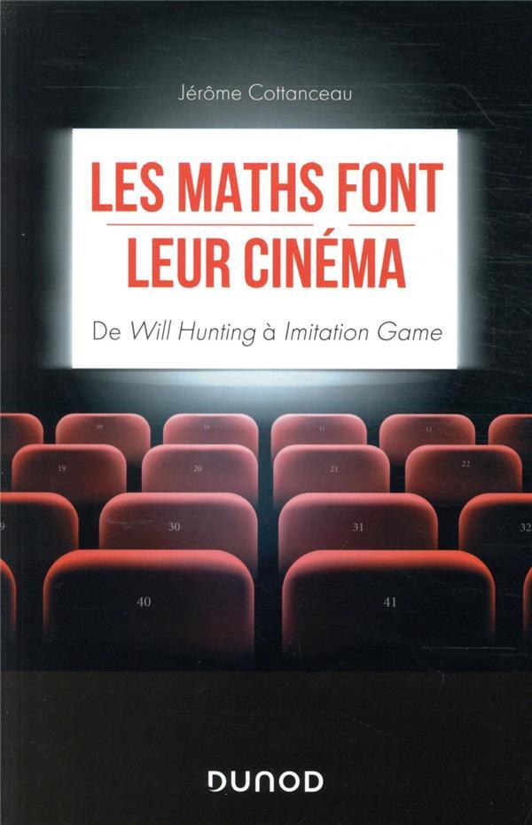 Les maths font leur cinéma ; de Will Hunting à Imitation Game