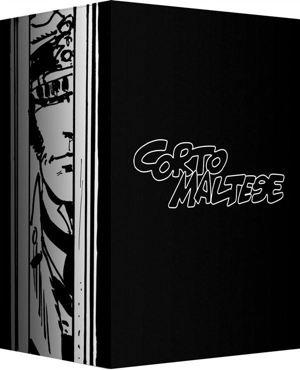 CORTO MALTESE ; coffret intégrale