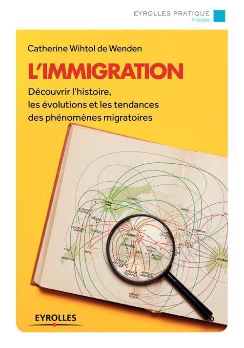 L'immigration; découvrir l'histoire, les évolutions et les tendances des phénomènes migratoires