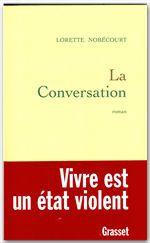 La conversation  - Lorette Nobecourt