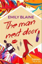 Vente Livre Numérique : The man next door  - Emily Blaine