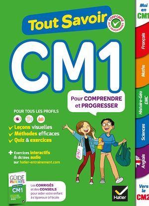Tout savoir ; CM1