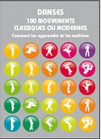 Danses ; 100 mouvements classiques ou modernes ; comment les apprendre et les maîtriser