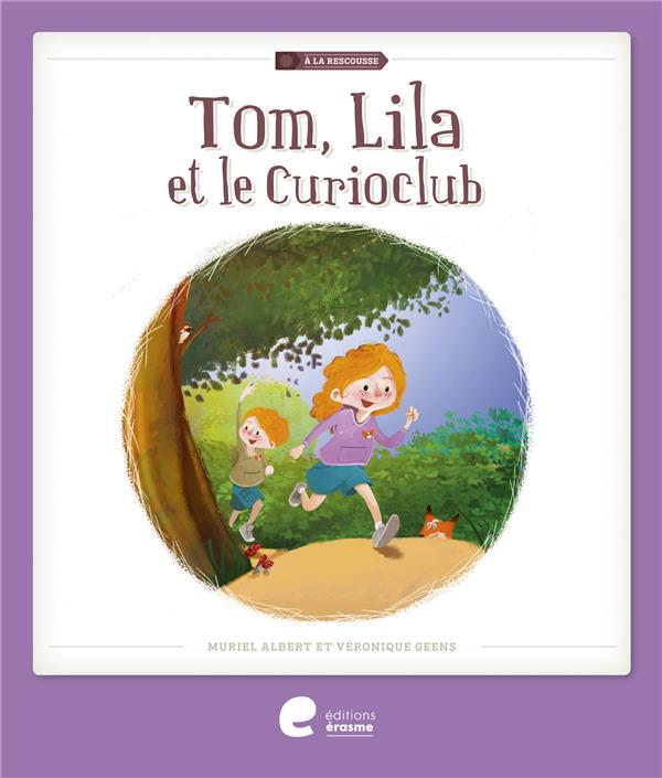 Tom, Lila et le curioclub