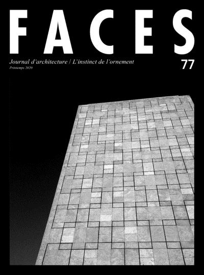 Faces n.77 ; l'instinct de l'ornement