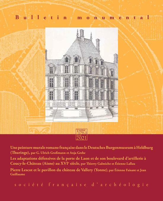 Bulletin monumental n.179/1