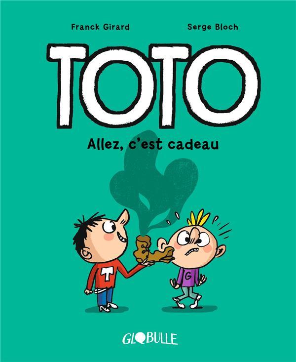 TOTO BD, TOME 02 - TOTO - ALLEZ, C'EST CADEAU !