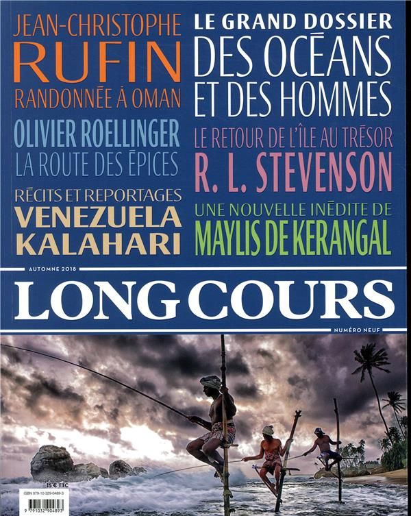 Revue long cours T.9 ; des océans et des hommes
