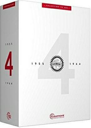 Gaumont 120 ans - Volume 4 : 1955-1964