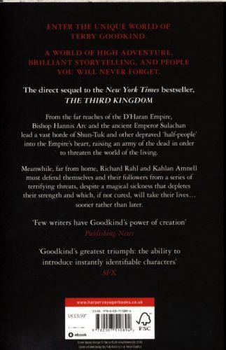 SEVERED SOULS - A RICHARD AND KAHLAN NOVEL
