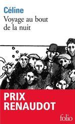 Vente Livre Numérique : Voyage au bout de la nuit  - Louis-ferdinand Céline