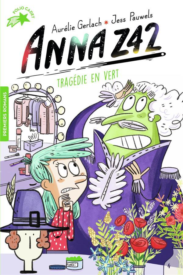 Anna Z42 ; tragédie en vert