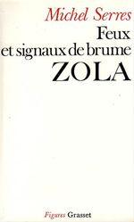 Vente Livre Numérique : Feux et signaux de brume - Zola  - Michel Serres