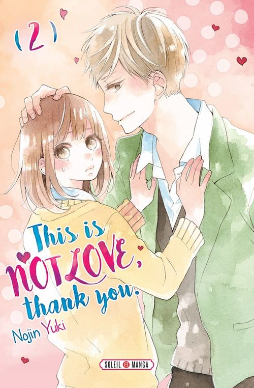 This is not love, thank you T.2