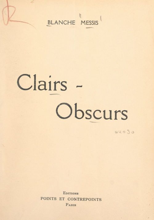 Clairs-obscurs