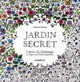 JARDIN SECRET  -  CARNET DE COLORIAGE ET CHASSE AU TRESOR ANTISTRESS