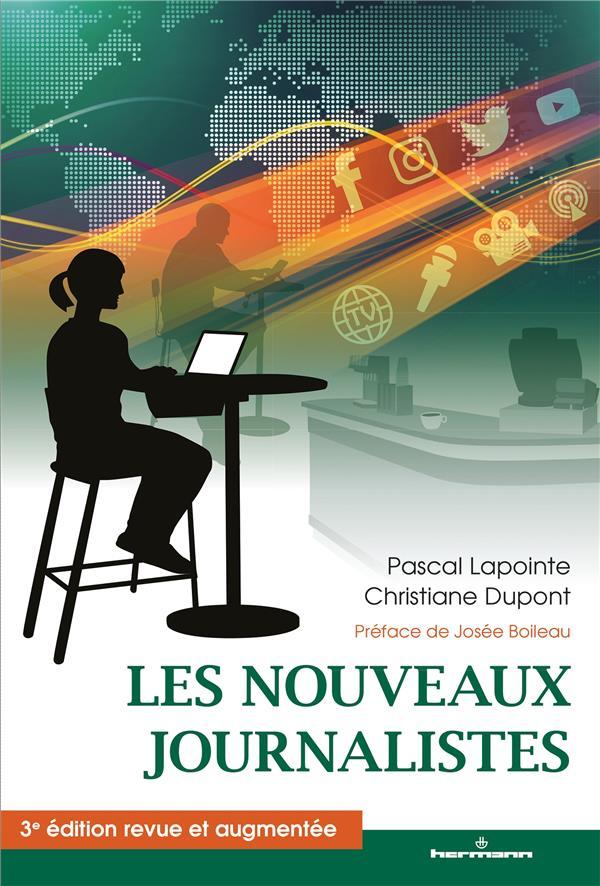 LES NOUVEAUX JOURNALISTES (3E EDITION)